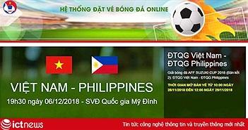 Chỉ 29 nghìn đồng, vé xem trận Việt Nam vs Philippines 6/12 sẽ đến tay người hâm mộ