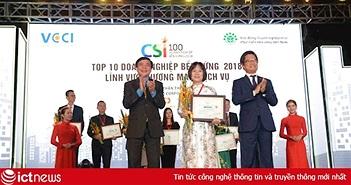 Digiworld vào Top 10 doanh nghiệp phát triển bền vững Việt Nam