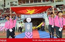 Lịch truyền hình trực tiếp bóng đá AFF Cup 2018 vòng bán kết