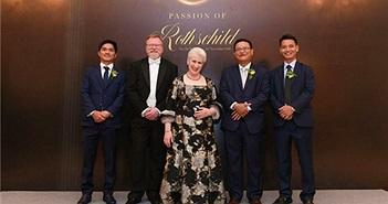 Nam tước thành viên gia tộc giàu nhất hành tinh đã đến Việt Nam