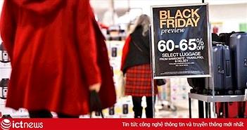 74% nam giới khẳng định sẽ tham gia mua hàng và tiêu khoảng 3,5 triệu đồng cho ngày Black Friday