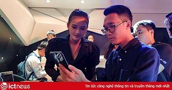 Siêu phẩm điện thoại gập Galaxy Fold giá 50 triệu đồng cháy hàng sau 6 giờ ra mắt tại Việt Nam