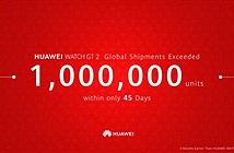 Huawei Watch GT 2 xuất xưởng 1 triệu chiếc chỉ sau 45 ngày