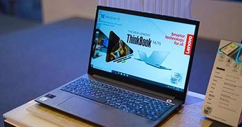 Lenovo ra mắt dòng laptop ThinkBook 14 và ThinkBook 15 tại Việt Nam giá từ 12 triệu
