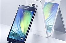 Giá bán thực tế của Samsung Galaxy A5 trên thị trường từ 8,65 triệu đồng
