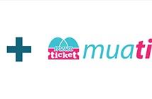 Muaticket.vn sáp nhập về Ticketbox.vn