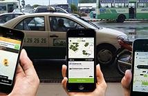 Uber, Grabtaxi và Easy Taxi trong cuộc chiến ứng dụng đặt taxi trực tuyến