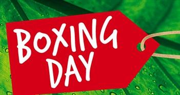"""Nhiều hãng bán lẻ """"hốt bạc"""" trong ngày Boxing Day"""