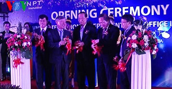 VNPT mở Văn phòng đại diện tại Lào