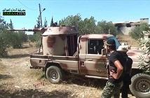 Không đỡ nổi xe chiến đấu bộ binh của phiến quân IS