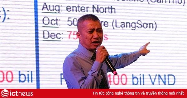 CEO Thế giới Di động Trần Kinh Doanh sẽ là Chủ tịch HĐQT của siêu thị Trần Anh?
