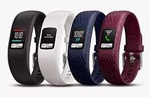 Garmin ra mắt vívofit 4: vòng đeo thông minh pin 1 năm, giá 80 USD
