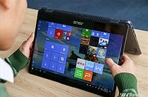 Trên tay Asus VivoBook Flip TP410: laptop 2 trong 1 viền mỏng