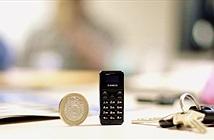 Điện thoại nhỏ nhất thế giới lên kệ tháng 5.2018