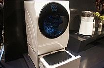 LG ra mắt loạt máy giặt thông minh mới
