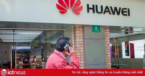 Mỹ cân nhắc cấm các công ty dùng thiết bị Huawei và ZTE