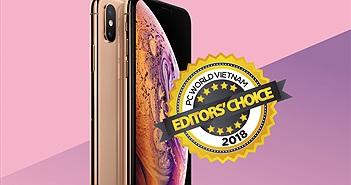 Smartphone cao cấp: iPhone Xs và iPhone Xs Max