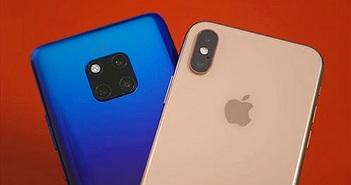 Huawei vượt mặt Apple giành vị trí thứ 2 trên thị trường smartphone