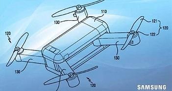 Lộ ảnh bản quyền về một chiếc drone mang thương hiệu Samsung