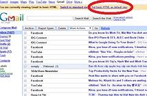 Bí kíp đăng nhập Gmail khi kết nối Internet quá chậm