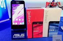 ZenFone C sẽ là mẫu smartphone giá rẻ mới nhất đến từ ASUS
