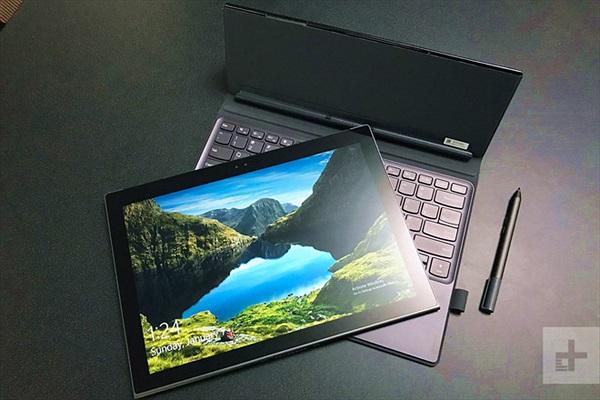 Lenovo Miix 630: Laptop chạy chip di động hiệu suất tuyệt đỉnh