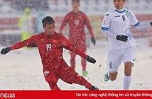 Cầu thủ Quang Hải được LG tặng tivi cao cấp OLED E7 trị giá 120 triệu đồng