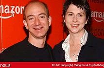 Chuyện tình yêu lãng mạn của vợ chồng CEO Amazon, cặp đôi giàu nhất thế giới