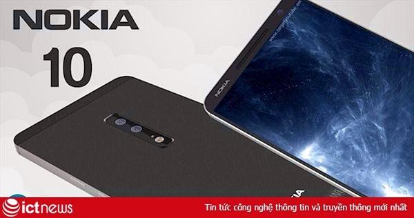 Rò rỉ smartphone Nokia 10: HMD tham vọng đưa Nokia trở lại thế giới smartphone