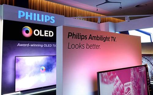 Philips sẽ ra mắt dòng TV hỗ trợ HDR10+ và Google Assistant trong 2018