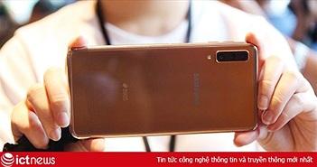 Loạt smartphone giá 5-7 triệu đáng chú ý cận Tết