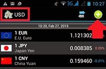 Hướng dẫn chuyển đổi tiền tệ cho Android