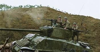 Ảnh màu hiếm xe tăng Mỹ trong chiến tranh Triều Tiên