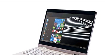 Porche Design ra mắt laptop Book One nhái Surface Book của Microsoft