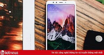 Redmi 5 Plus, điện thoại tràn viền bình dân của Xiaomi bắt đầu cho đặt trước