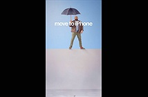 Apple đáp trả Samsung với loạt quảng cáo mang thông điệp Hãy chuyển sang dùng iPhone