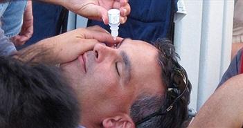 Các nhà khoa học Israel chế tạo loại thuốc nhỏ mắt có thể thay thế kính mắt