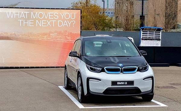 [MWC 2018] BMW biến smartphone thành chiếc chìa khóa điện tử xe hơi