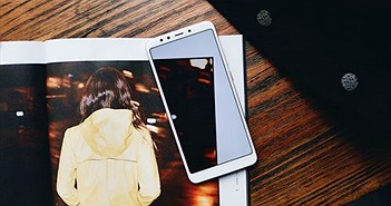 FPT Shop bán độc quyền Xiaomi Redmi 5 Plus giá 4 triệu