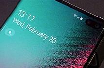 Chưa lên kệ, Galaxy S10+ đã nhận bản cập nhật hệ điều hành đầu tiên