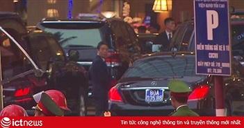 Hình ảnh trực tiếp về bữa tối của Tổng thống Mỹ và Nhà lãnh đạo Triều Tiên ở Metropole