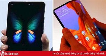 Huawei Mate X có một vấn đề khi sử dụng mà Galaxy Fold sẽ không bao giờ gặp phải