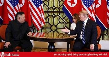 Xem trực tiếp Họp báo Hội nghị thượng đỉnh Mỹ - Triều Tiên 15h chiều nay