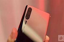 Một tháng nữa mới ra mắt mà hôm nay Huawei P30 đã lộ ảnh trên tay