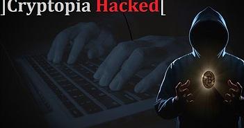 Sàn Cryptopia cập nhật về vụ hack: Thiệt hại lên tới 9.4%