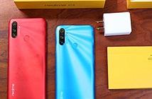 Ảnh thực tế Realme C3: Chiếc smartphone giá rẻ dưới 3 triệu đồng