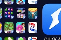 Huawei giới thiệu Quick App: Kho ứng dụng chạm để dùng, không cần cài đặt