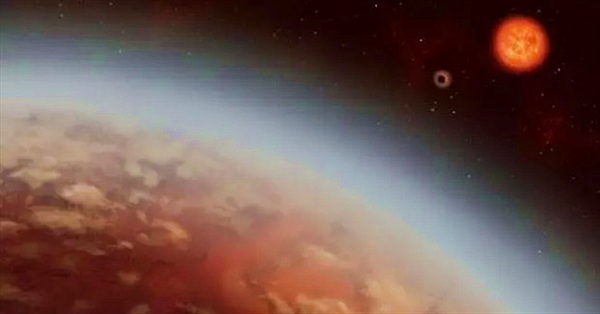 """Hành tinh """"siêu Trái Đất"""" có thể chứa sự sống"""