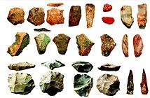 Phát hiện dấu vết loài người khác sống giữa mùa đông núi lửa