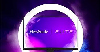 ViewSonic ra mắt màn hình Nano IPS và màn hình chơi game mới cho game thủ